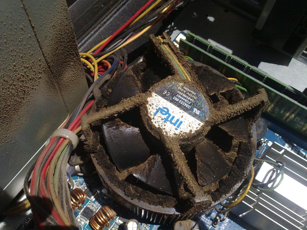 Čistoča Računalnik